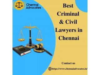 Chennai Advocates | Best Lawyers and Law Firms in Chennai